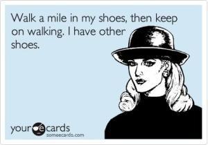 Imelda's shoes !!