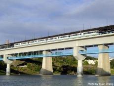 LRT bridge