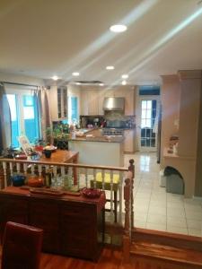 kitchen reno window pic